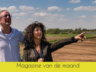 Magazine van de Maand januari: Regina