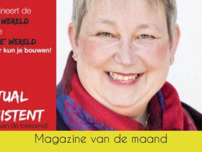 Magazine van de Maand oktober: Truus