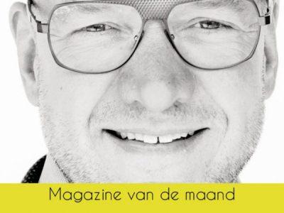 Magazine van de Maand december: Robert
