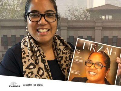 De ervaring van Tirzah met Ambitie in Beeld